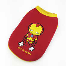 Cute, warm super heroes colorful Sphynx cat shirt (Batman, Superman, Iron Man, etc.)