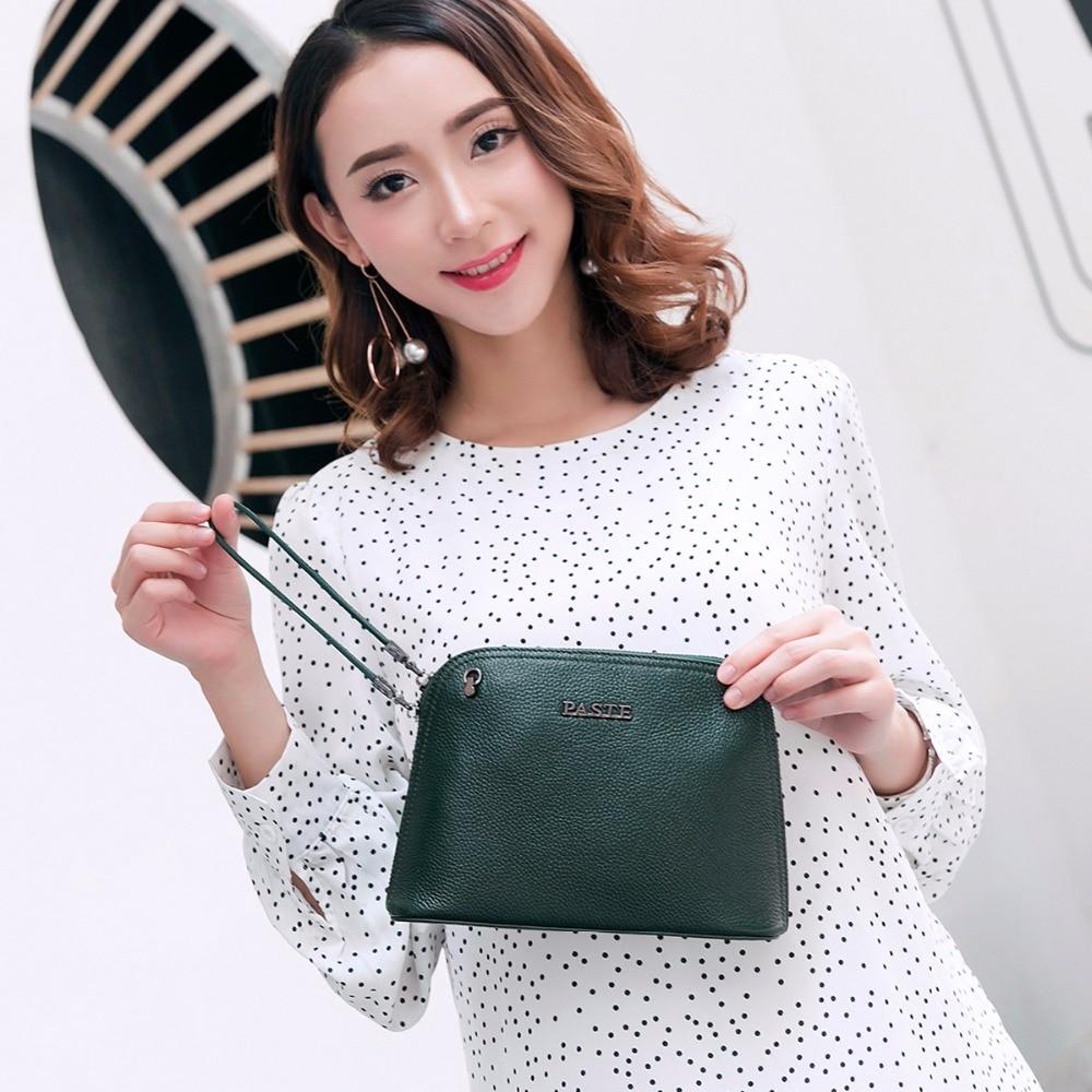2017 marque meilleur cuir femmes petit sac fourre-tout sacs à bandoulière dames de mode classique petit portefeuille