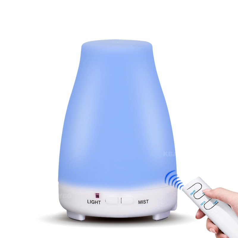 200ml Remote Control Electric Aroma Diffuser Air Humidifier Essential Oil Diffuser Aroma Lamp Aromatherapy Mist Maker