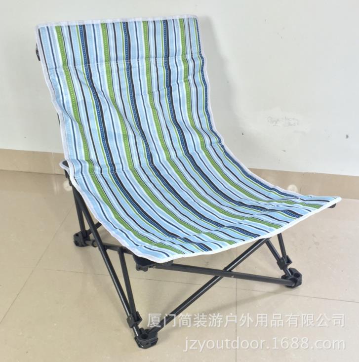 Usine prix Direct en plein air réglable chaise de plage déjeuner pause chaise loisirs chaise de camping chaise Siesta inclinable