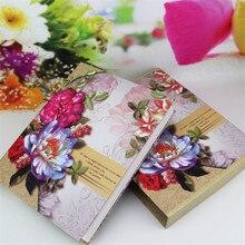7 Inch 100 Pockets Photo Album, Interstitial Photos Book Case for Wedding Children Advertising Album Folder Holder