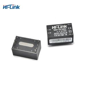 Image 3 - Módulo de alimentação hi link, módulo de energia ac dc 5v 3w com frete grátis HLK PM01