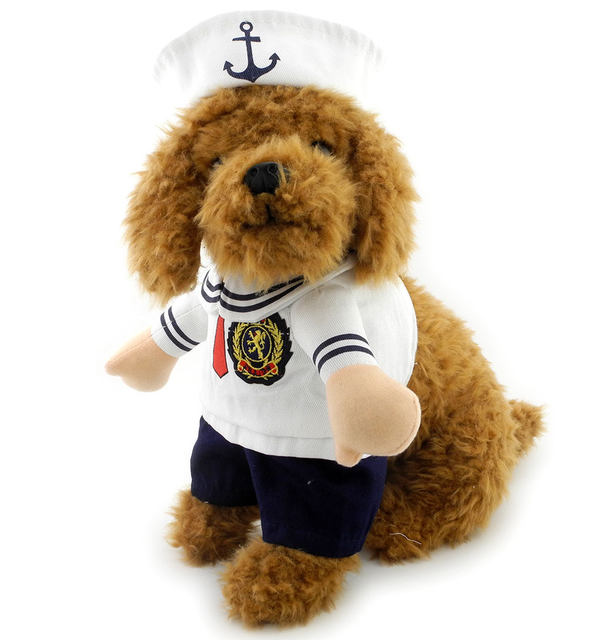 2017 Pet Dog Vacanza Tuta Cat Clothes Costume Da Pirata per Piccolo Cucciolo di Cane sotto £ 20USD 13.51-31.53/piece  sc 1 st  Aliexpress & Online Shop 2017 Small Dog Clothes for Female Male Dog Costume Navy ...