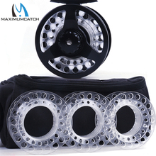 Maximumcatch Fly Reel Combo Cassette Fly Reel With 3 Extra Cassette Spools