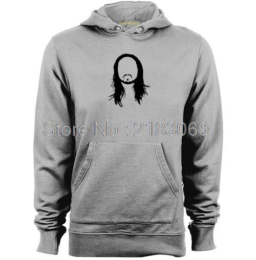 Steve Aoki Silhouette Mens & Womens Cool Graphic Hoodies Sweatshirts