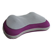 858-3C violet DC12V 2A adopter/cigarette lighter to shiatsu kneading neck massage pillow