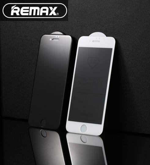 Remax anti-peeping 3D əyri səth iphone 7 7 üçün Ultra İncə Tam - Cib telefonu aksesuarları və hissələri - Fotoqrafiya 1