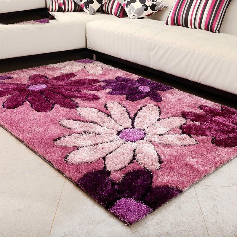 Nordique salon canapé tapis maison chambre table basse tapis moderne minimaliste chambre chevet tapis