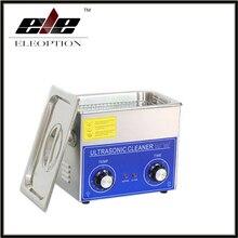 Hohe Kapazität 3.2L 120 Watt 220 V Ultraschallreiniger mit Timer und Heizung Mechanische Freies Korb