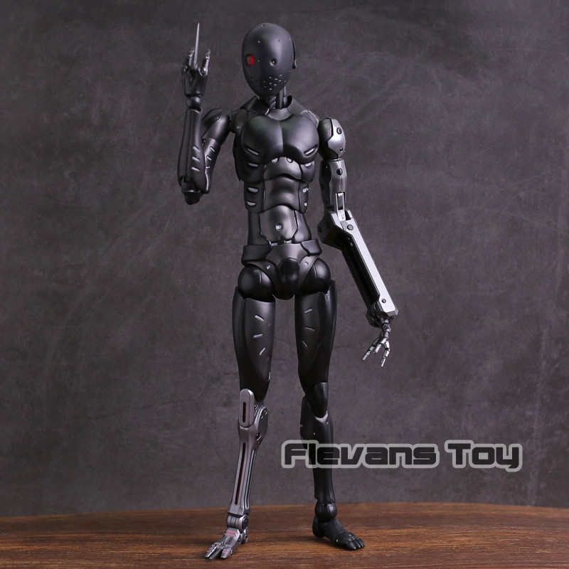 1//6 CaRB TOA Heavy Industries Synthetic Human PVC Action Figure Toy Gift New