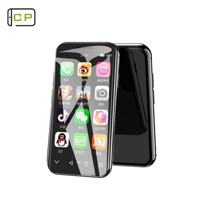 2019 New Arrive Original SOYES XS Smartphone 2GB+16GB Android 4G Wifi GPS Google Play Super Mini Pocket Cell Phone Gift PK 7S 6S-in Mobile Phones ...