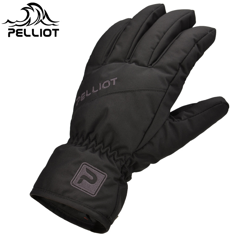 New Men Women PELLIOT Ski Gloves Winter Snowboard Gloves Waterproof Snowboarding High-Q Glove Outdoor Gloves Snow Wear