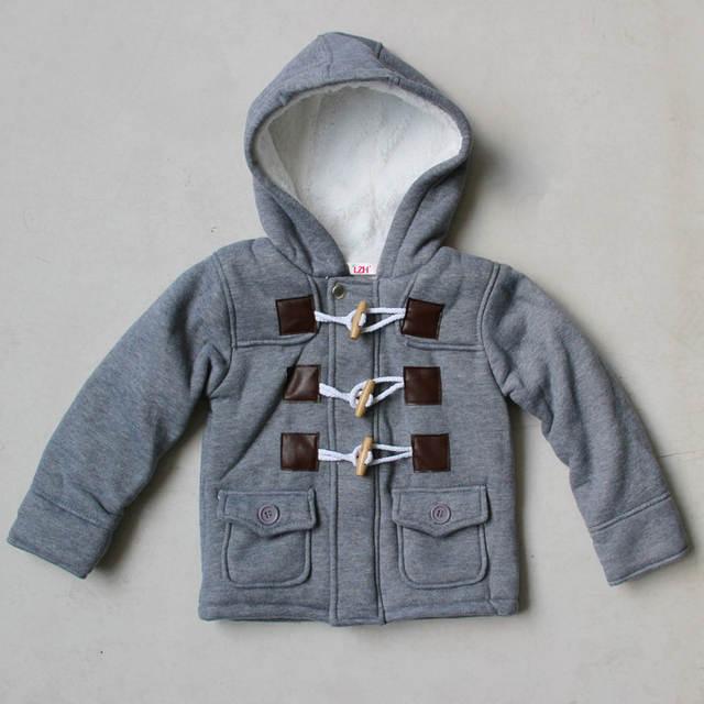 4acc6622b Online Shop Baby Boys Jacket 2018 Autumn Winter Jacket For Boys Coat ...