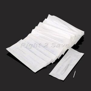 Image 5 - Bộ 50 Hình Xăm Lông Mày Kim 3R/5R/7R Inox 0.2mm/0.25mm bằng tay bút thường trực trang điểm Microblading Bút kẻ lông mày