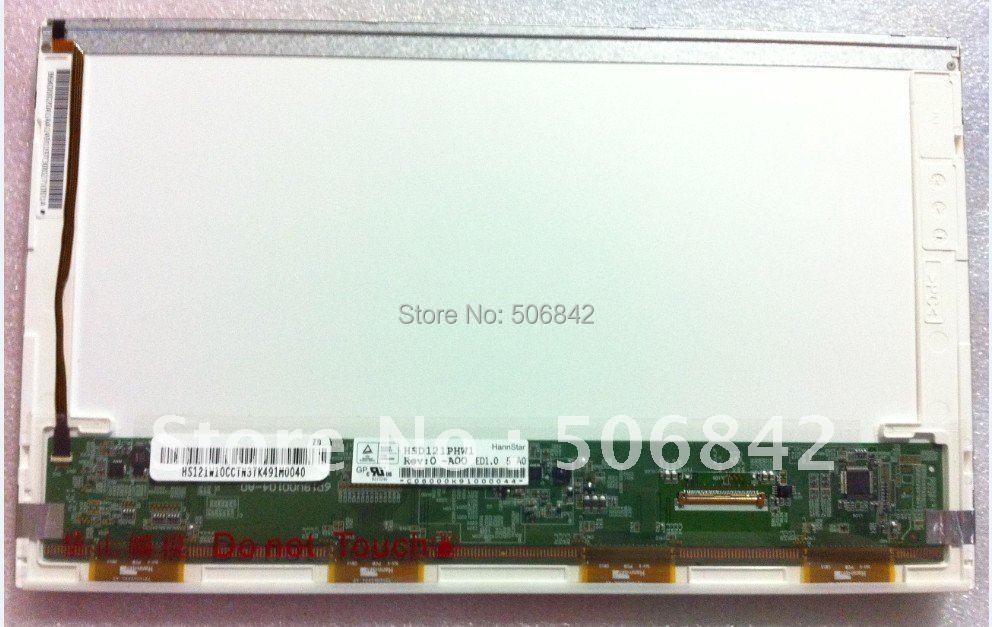"""12,"""" светодиодный экран для ноутбука HSD121PHW1, 1366*768"""