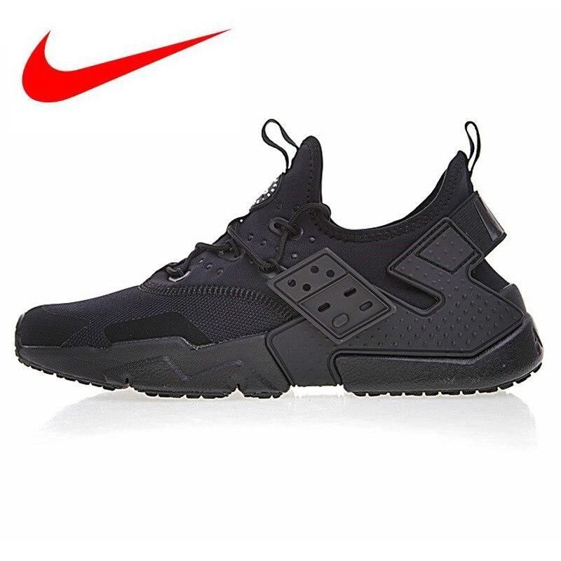 de87c52ee2c6 NIKE AIR HUARACHE DRIFT Prm Men s Running Shoes High Quality Orignal Men s  Comfort Breathable Sneakers