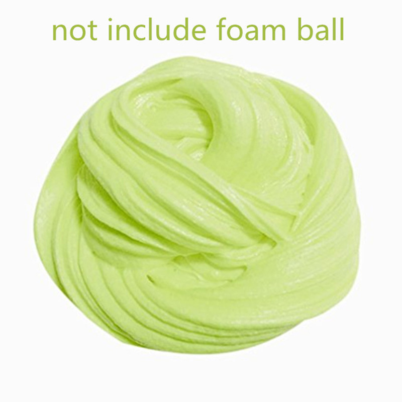 Colorful Fluffy Floam Slime Scented Stress Relief No Borax Kids Toy Antistress Sludge Cotton Mud Release Clay Toy Plasticine #2
