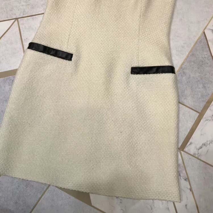 2018 패션 여성 오 넥 민소매 미니 가을 드레스 at180768-에서드레스부터 여성 의류 의  그룹 2