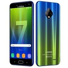 TEENO Vmobile J7 Mobile Téléphone Android 7.0 5.5 «HD Écran 3 GB + 32 GB Dual SIM 5800 mAh 4G celular Smartphone cellulaire déverrouillé téléphone