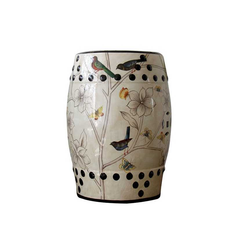Strange Antique Hot Selling Chinese Ceramic Garden Flower Stool For Pabps2019 Chair Design Images Pabps2019Com
