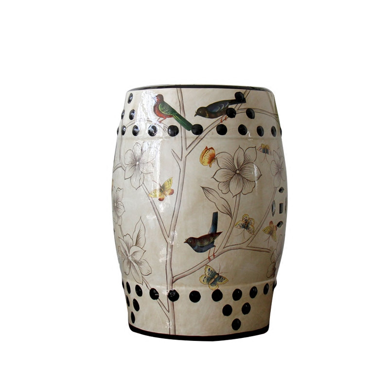 все цены на Antique hot-selling chinese ceramic garden flower stool for home decoration онлайн