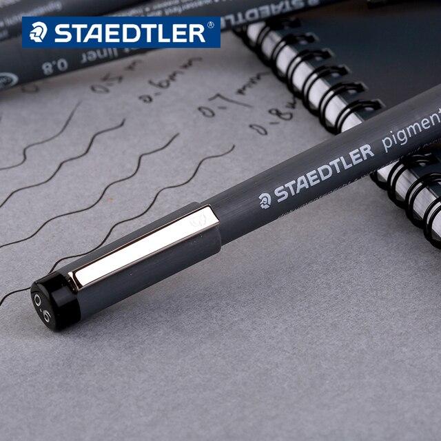 Staedtler 308 Pigment Liner Drawing Pen line pen needle pen gel pen 0.05 0.1 0.2 0.3 0.4 0.5 0.6 0.7 0.8 1.0 1.2mm