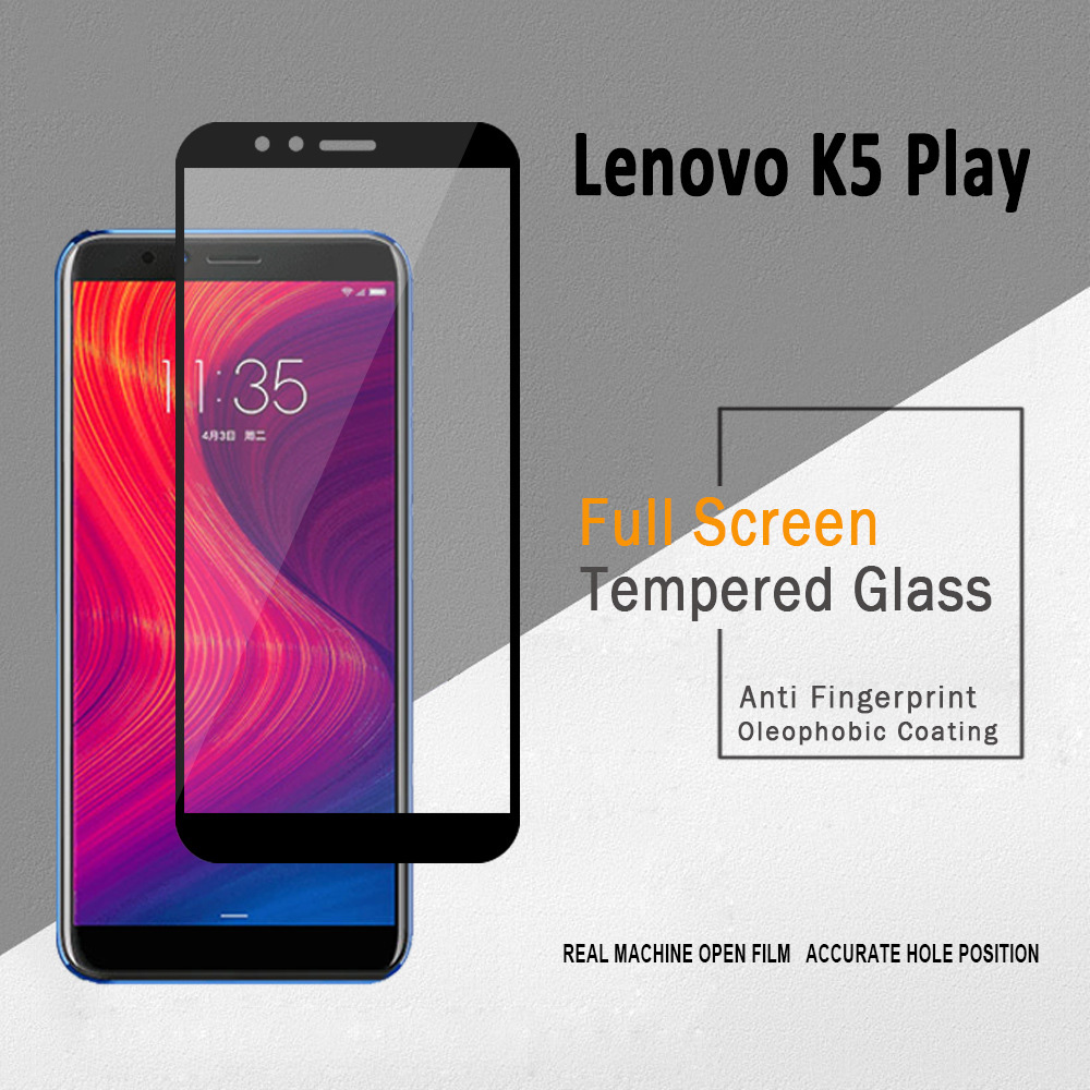 Tempered Glass For Lenovo K5 Play K320t Smartphone Screen Protector For Lenovo K5play Phone Glass Explosion Proof Guard Saver
