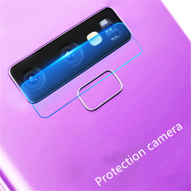 Camera Lens Screen Protector For Samsung Galaxy Note 9 8 S10 lite Tempered Glass For Samsung Galaxy Note 9 S10 S10e S9 S8 plus