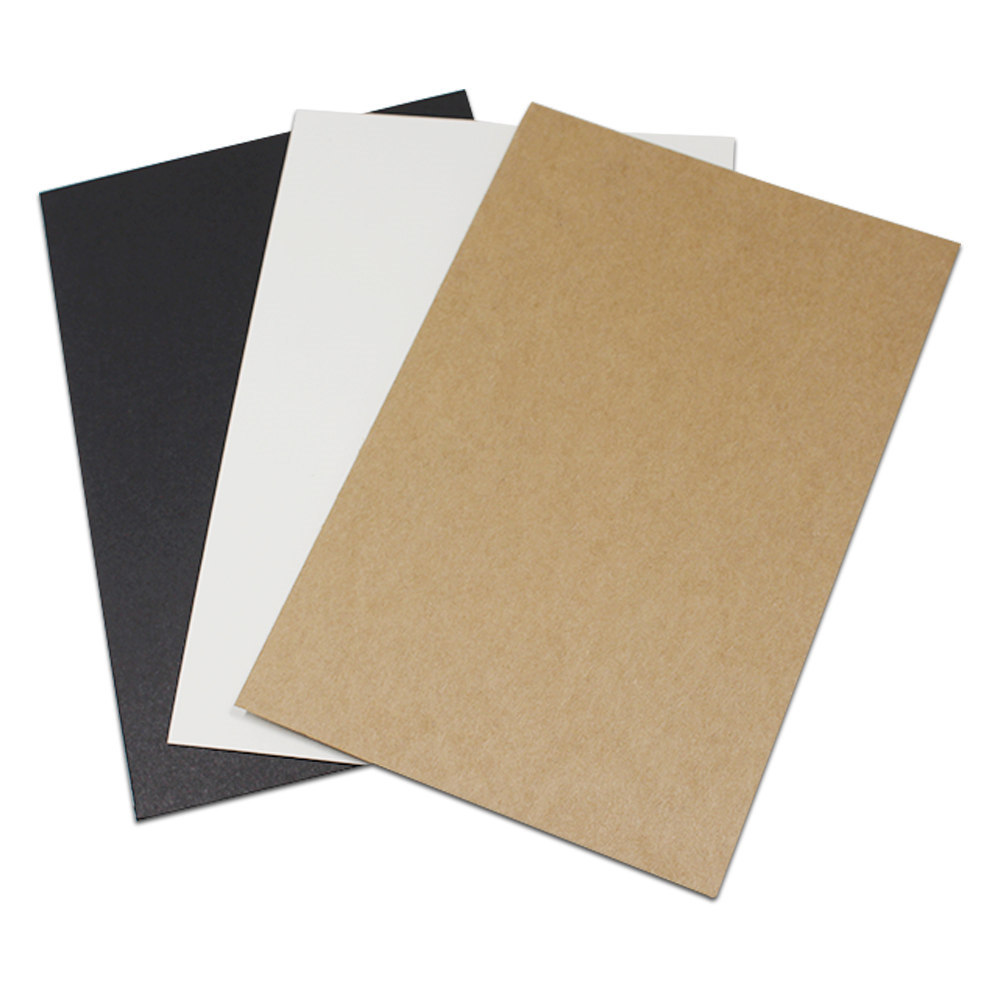 500pcs 1015cm kraft paper blank greeting card gift cards diy craft 500pcs 1015cm kraft paper blank greeting card gift cards diy craft wedding party invitation white brown black 3 colors in cards invitations from home kristyandbryce Images