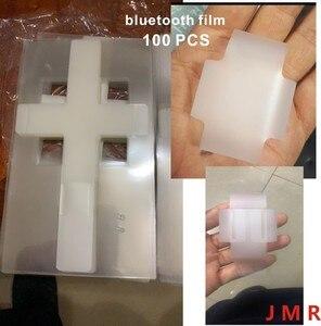 Image 1 - Pegatinas protectoras de Interior para AirPods 2, pegatina de auricular Bluetooth, película protectora a prueba de polvo, pegatinas interiores, película protectora