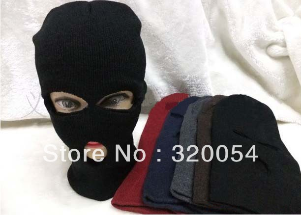 1pcs,2016 New Adult Line Hedge Masked Caps, The Robber Robbed Knitted Hats ,wacky Fun Props, Multicolor, Free Shipping