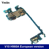 Unlocked Ymitn Mobile Electronic Panel Mainboard Motherboard Circuits Cable With Firmware For LG V10 H960A H960