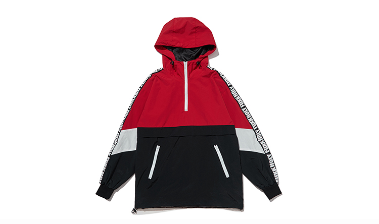 Aolamegs Men Hoodies Fashion Harajuku Loose Hoody Tops Windbreaker Youth Couple Contrast Color Hip Hop High Street Wear Pullover (14)