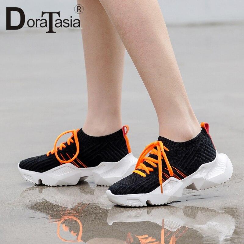 Stretch D'été Sneakers Taille Platofrm Doublure Chaude Chaussures u15cFJlTK3
