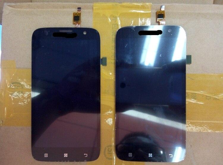 A859 lcd display + touch screen panel digital accesorios para lenovo a859 inteli