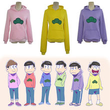 Mr osomatsusan コスプレ日本アニメパーカーセーター肥厚 osomatsu サン衣装コートスウェット