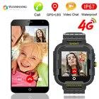 <+>  Дистанционная камера монитор GPS WIFI трекер расположение малыш ребенок студент 4G телефон смарт-нар ★