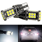 1Pcs T15 LED 921 Reverse Lights Bulb 1200LM 3030 SMD CANBUS Error Free Car Backup Tail Lamp White 912 T16