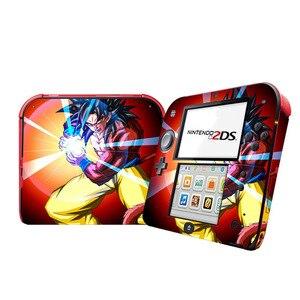 Image 4 - Dragon topu vinil kapak kaplama çıkartması koruyucu için Nintendo 2DS skins konsol çıkartmaları