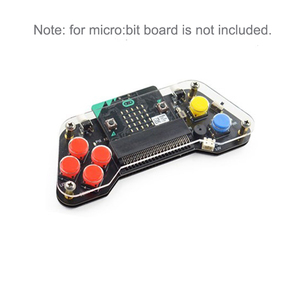 Image 2 - For Micro:bit Microbit Gamepad Expansion Board Handle Joystick for Robot Car, for Kids Programming Education MB0013