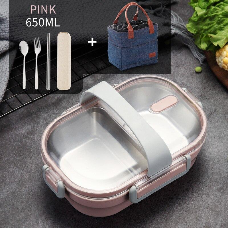 Pink Bag Tableware