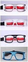 Männer Anti-fog fußball basketball gläser biegsamen fußball gläser schutz fußball brille flexible sportbrillen