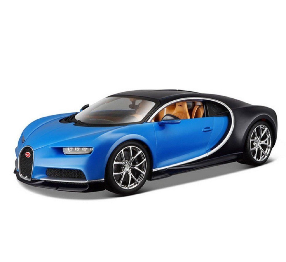 все цены на Bburago 1:18 2016 Bugatti Chiron Diecast Model Racing Car Vehicle Toy New in Box