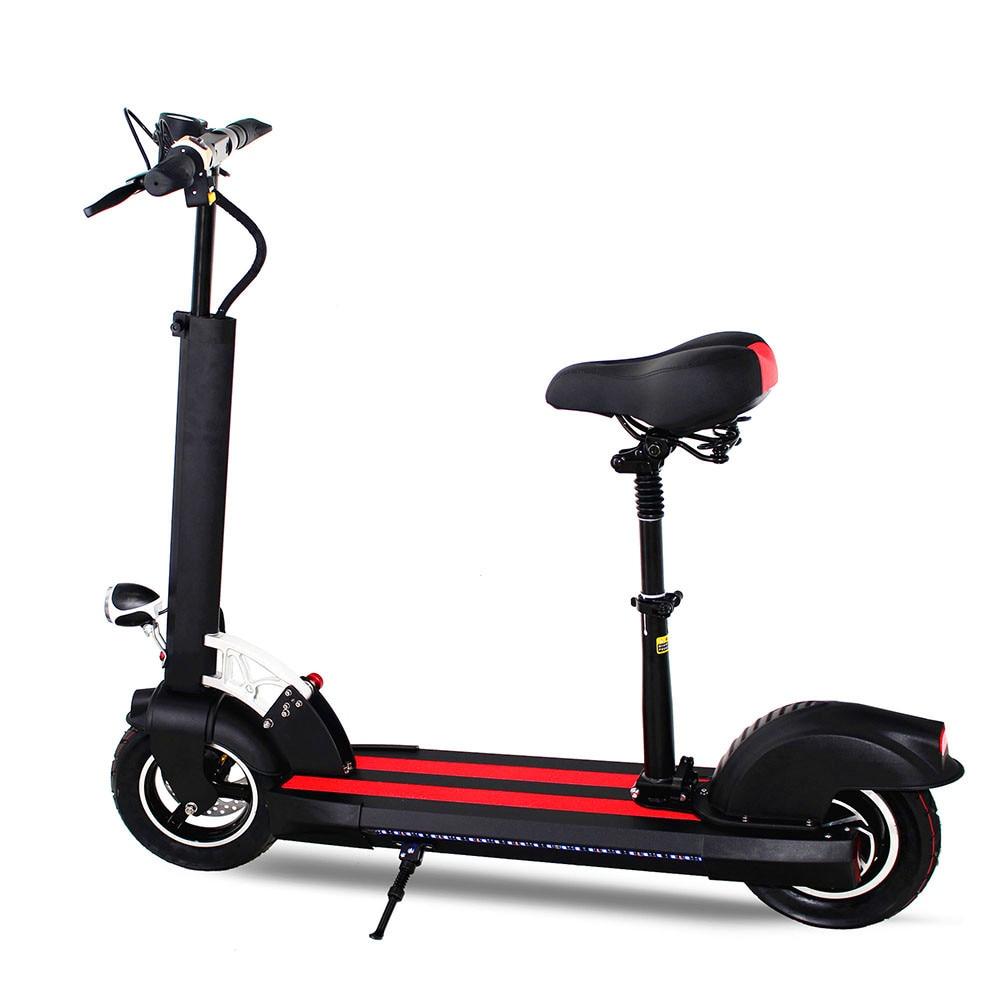 Aliexpress.com : Buy Brushless 500W 36V Aluminum alloy Electric Skateboard,Kick Scooter Folding