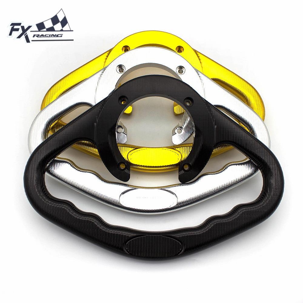 Motorcycle Passenger Handgrips Hand Grip Tank Grab Bar Armrest For Suzuki For Suzuki Hayabusa GSX1300R 1997