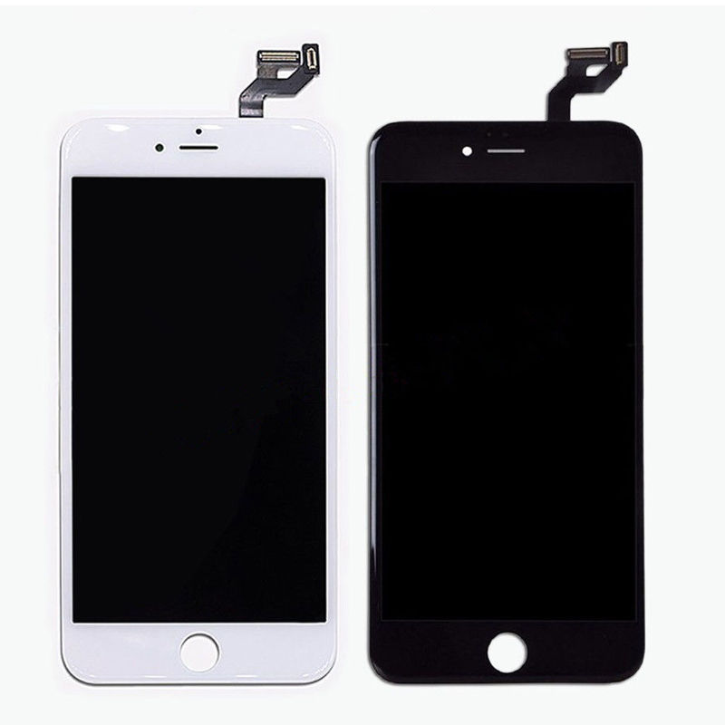 3PCS/LOT Replacement Repair Parts For iPhone 6S LCD Screen Display With Digitizer Assembly Frame Free Shipping DHL Wholesale