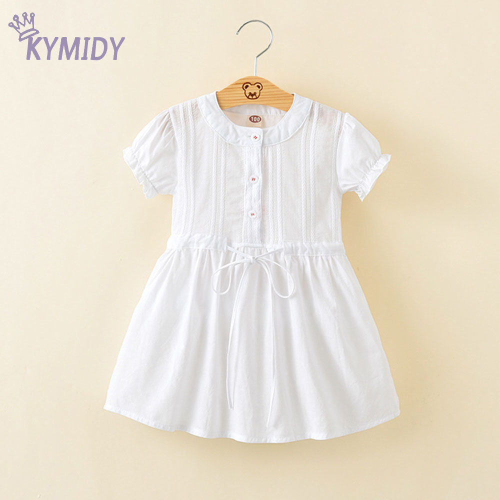 92c919e528ca White Casual Dresses For Toddlers - Down To Earth Bali