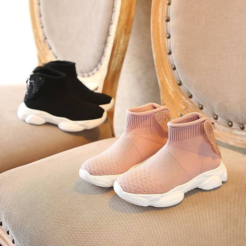 sapatos da moda respiravel voando tecelagem sapatas 02