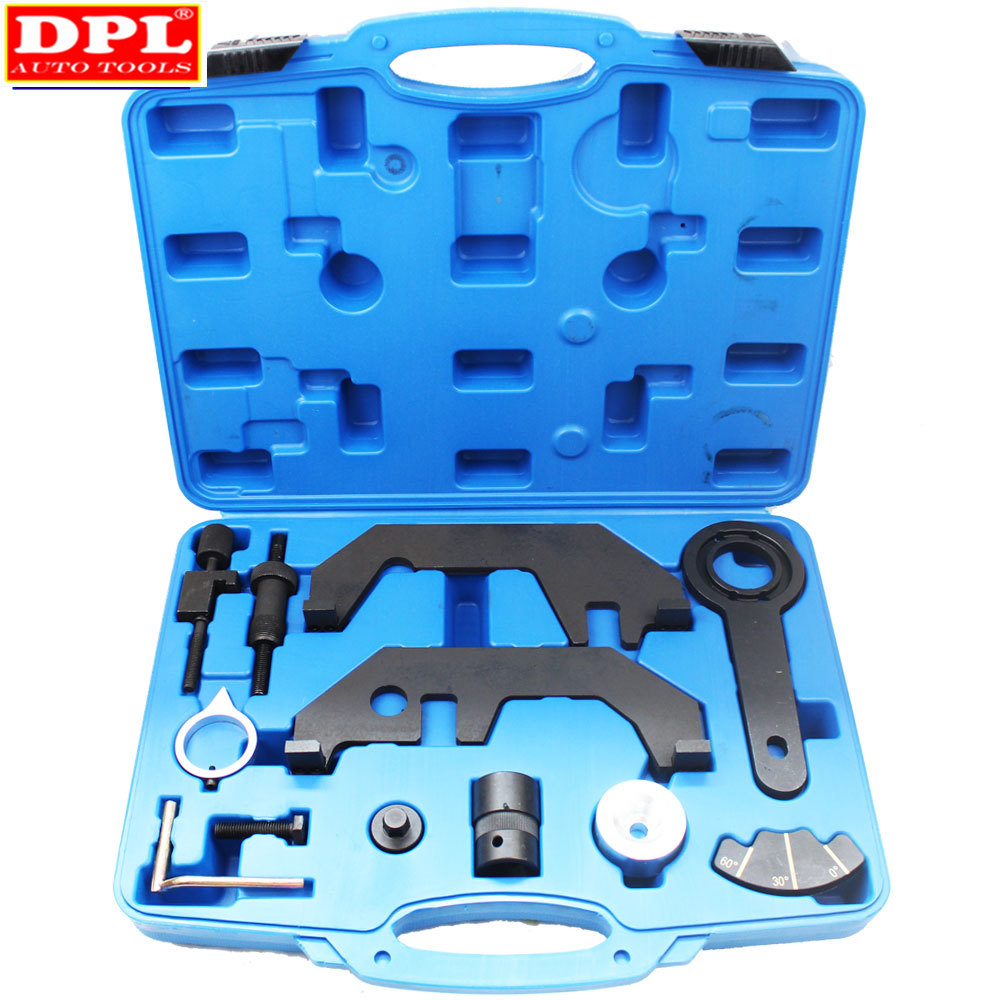 Timing Tool For BMW N62/N73 Alignment Camshaft Crankshaft Timing Master Tool Kit Set