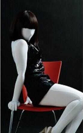 (L01) White Lycra Spandex Kalhoty Unisex originální Fetish Zentai obleky